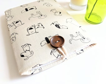 Dog Phone Case, iPhone Case, iPhone 13 /  12 / 11 Pro Max Case, iPhone XS / XR Padded Custom Made Sleeve