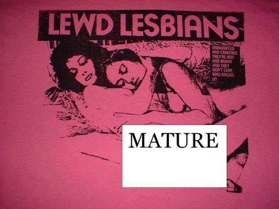 Mature lesbens