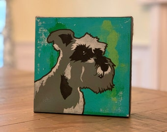 Custom Pet Portrait Painting - A GREAT GIFT!