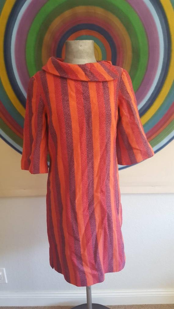 Bill Atkinson 1960's dress Glen of Michigan Jr.