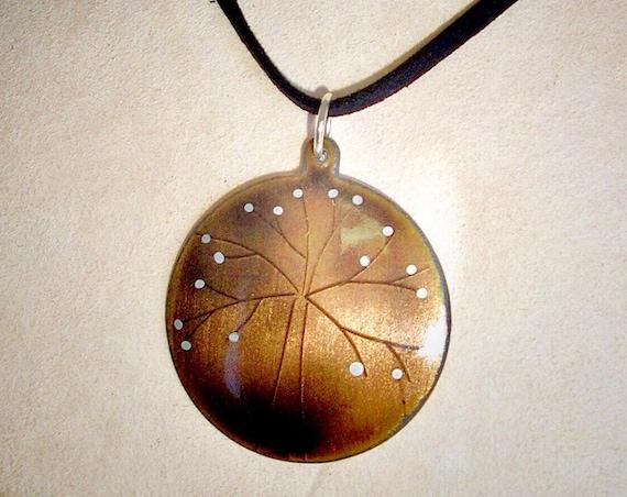 EnamelArt Necklace