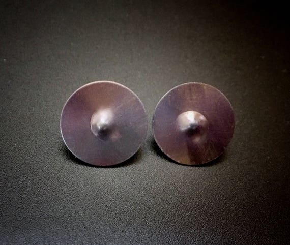 Titanium Stud Earrings