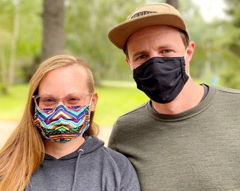 Adjustable Cotton Mask - Face Masks in Canada