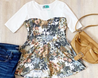 Floral Sweetheart