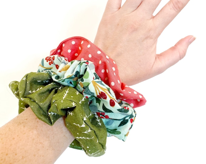 Holiday Scrunchie Pack