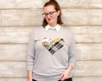 Just Love Cancer Awareness Sweatshirt