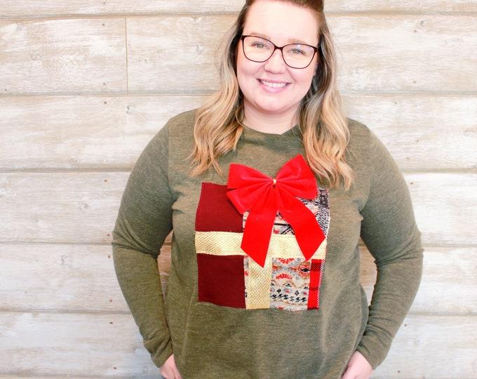 Christmas Gift Sweater