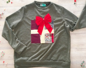 Christmas Gift Sweater