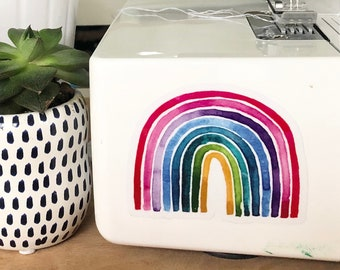 Vinyl Sticker - Rainbow