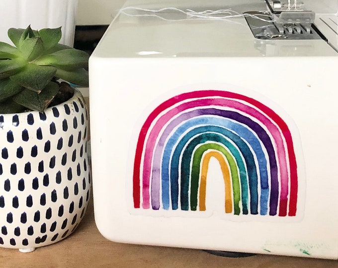 Vinyl Sticker - Rainbow