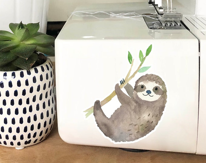 Vinyl Sticker - Sloth