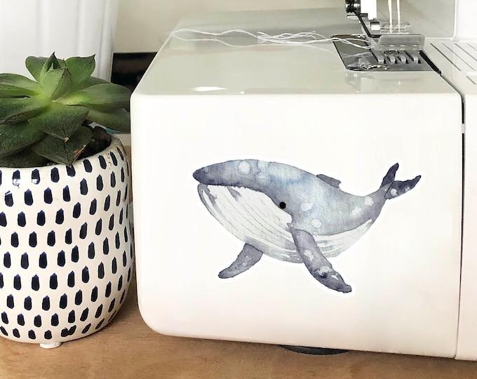 Vinyl Sticker - Whale