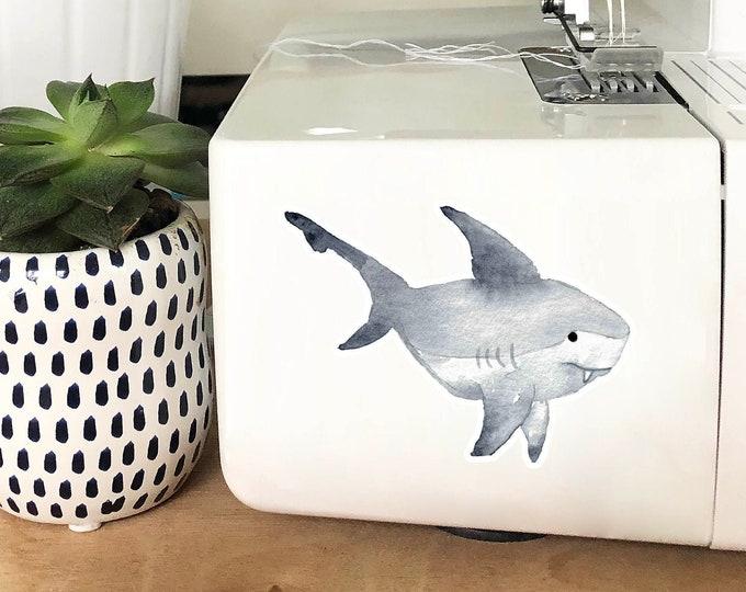 Vinyl Sticker - Shark