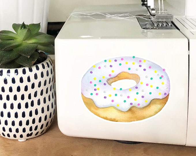 Vinyl Sticker - Donut