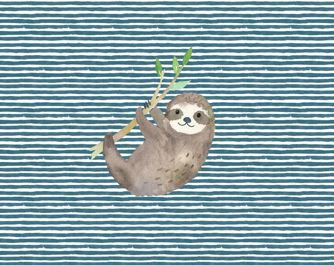 PREORDER - RAPPORT - Sloth - Organic Cotton/spandex European Jersey Knit