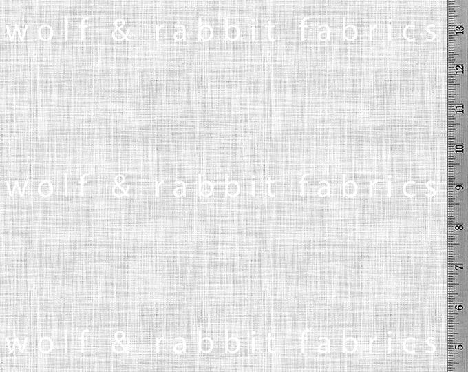 Linen - Fog - Organic Cotton/spandex European Jersey Knit