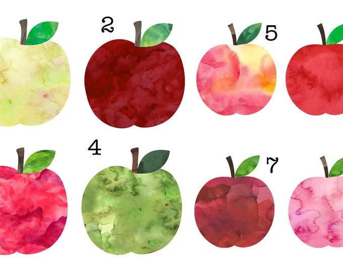 Apple Appliques