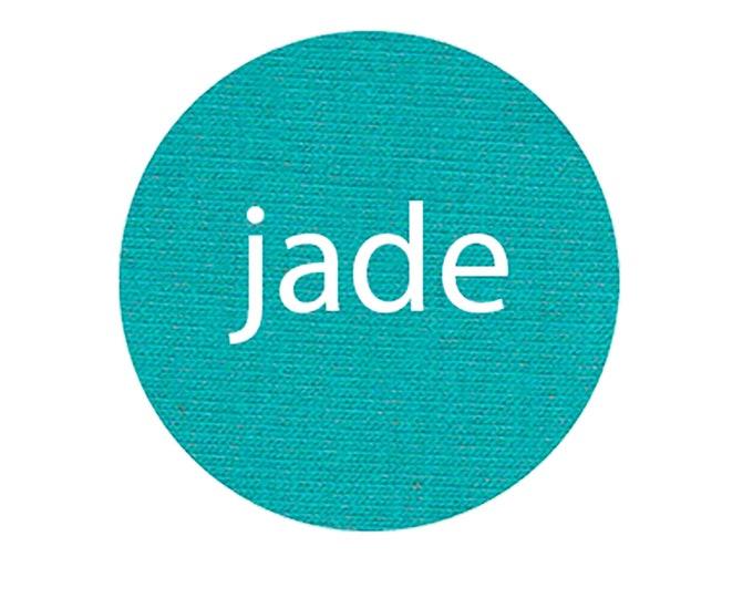 Jade - Organic Euro Knit Solids