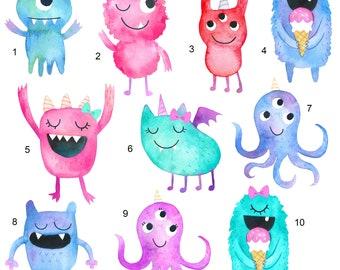 Monster - Sew & Stuff Plushies