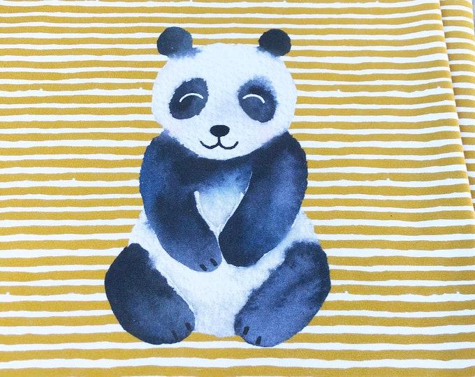 RAPPORT - Panda - Organic Cotton/spandex European Jersey Knit