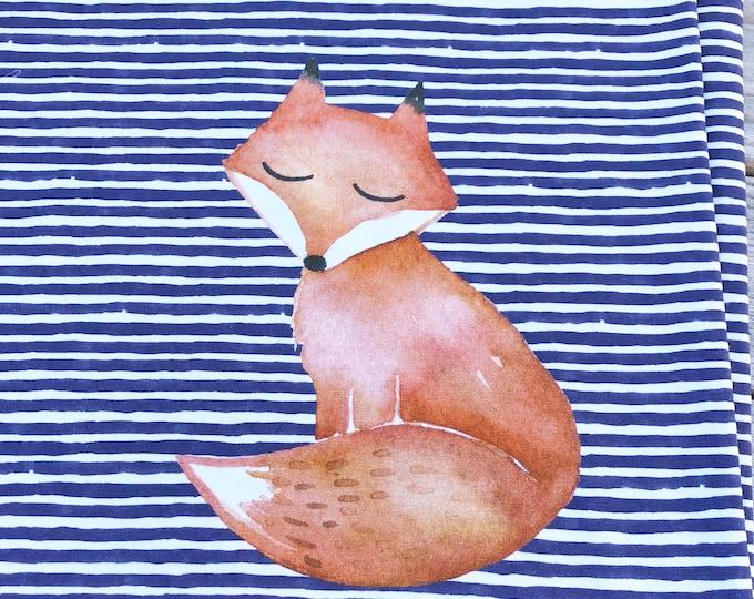 RAPPORT - Fox - Organic Cotton/spandex European Jersey Knit