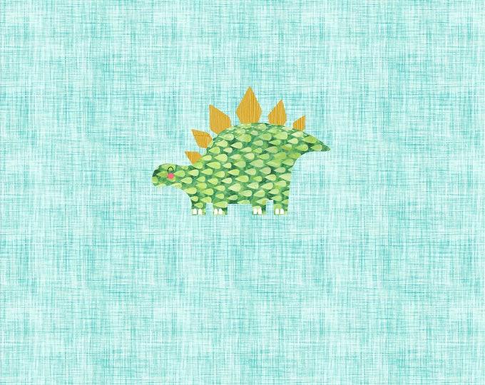 PANEL - Stegasaurus - Printing Flaw