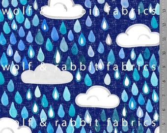 Raindrops - Organic Euro Knit