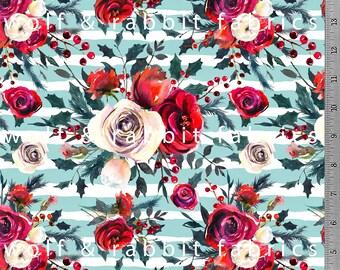 Winter Rose - Organic Euro Knit