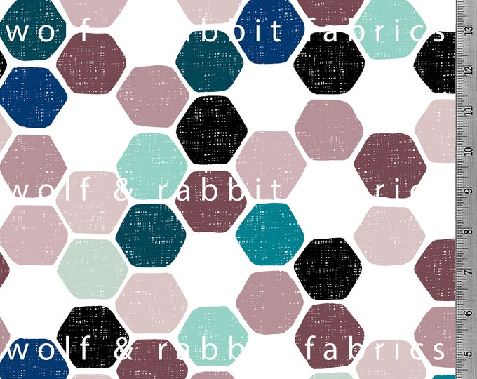 Off Color Printing - Hexagons