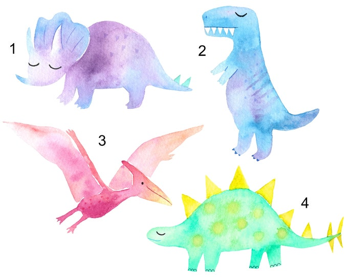 Dino - Sew & Stuff Plushies