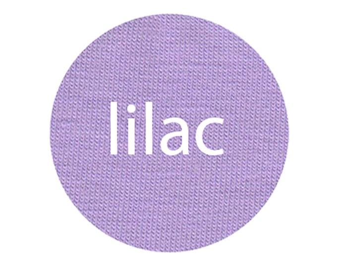 Lilac - Organic Euro Knit Solids