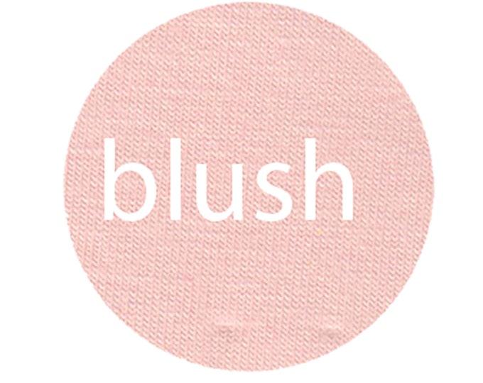 Blush - Organic Euro Knit Solids