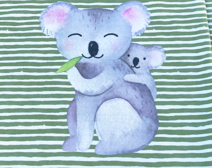 RAPPORT - Koala - Organic Cotton/spandex European Jersey Knit