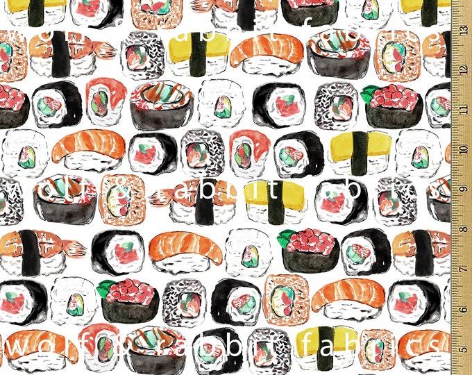 SALE - Sushi Fabric