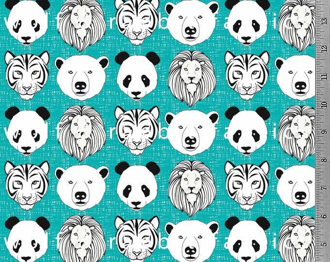 Lions, Tigers, Bears - Jade