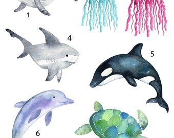 Sealife - Sew & Stuff Plushies