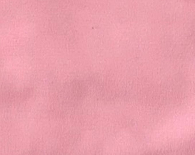 Rose Pink - 10oz cotton/lycra knit fabric - 95/5 cotton/spandex jersey knit - By The Yard