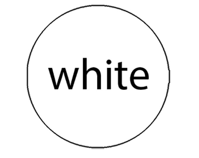White - Organic Euro Knit Solids