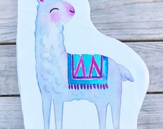 Llama - Sew & Stuff Plushies