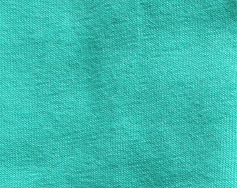 Mint - 10oz cotton/lycra knit fabric - 95/5 cotton/spandex jersey knit - By The Yard