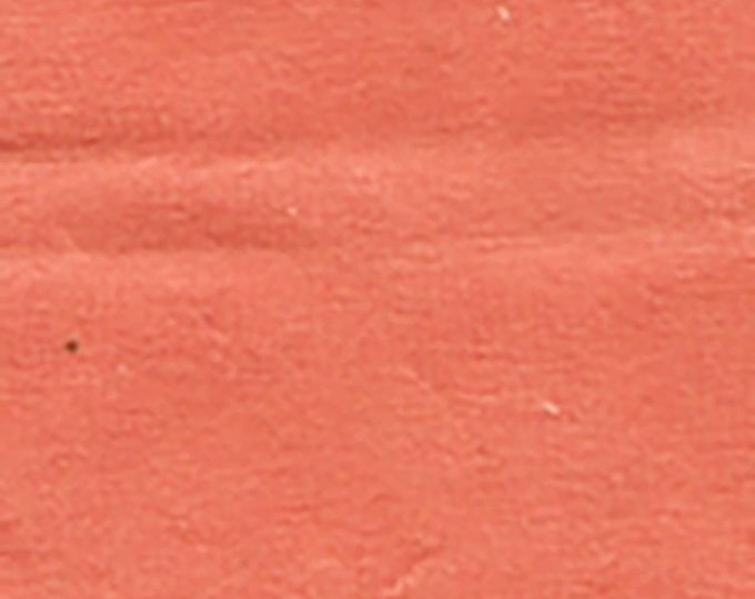 Coral - 10oz cotton/lycra knit fabric - 95/5 cotton/spandex jersey knit - By The Yard