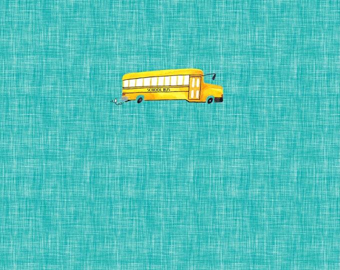 PANEL - School Bus - Printing Flaw
