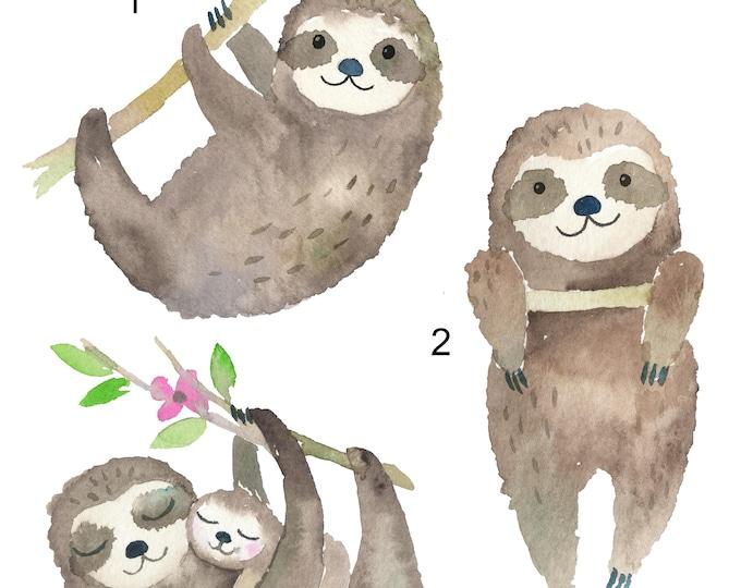 Sloth - Sew & Stuff Plushies