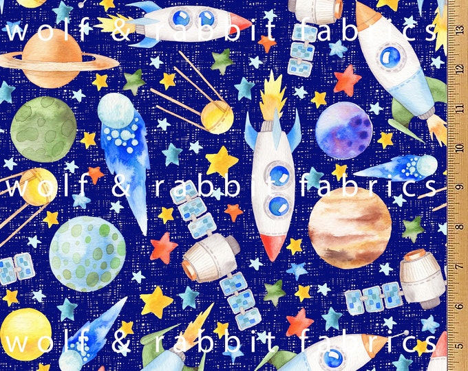 Off Color Printing - Watercolor Space