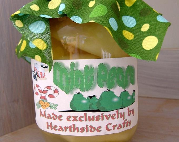 Mint Pears