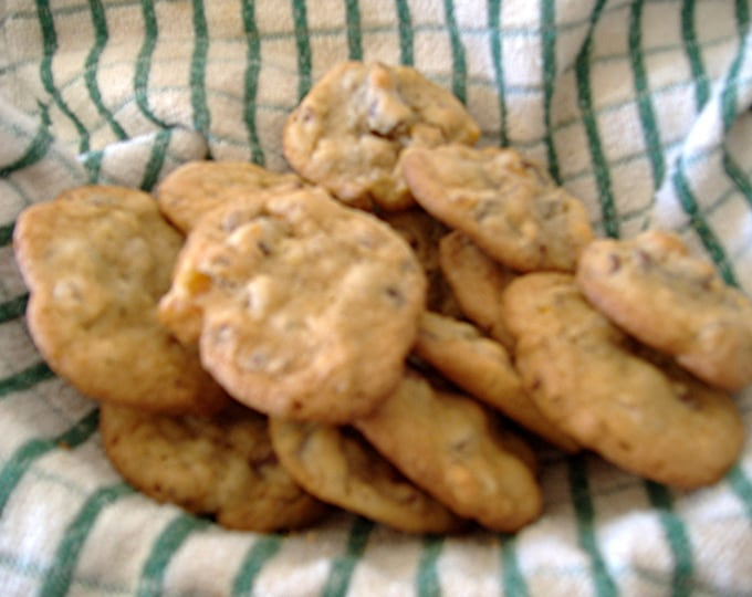 Aprican Chocolate Chip Cookies