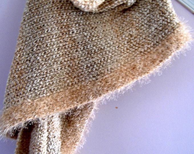 Wheat Shawl