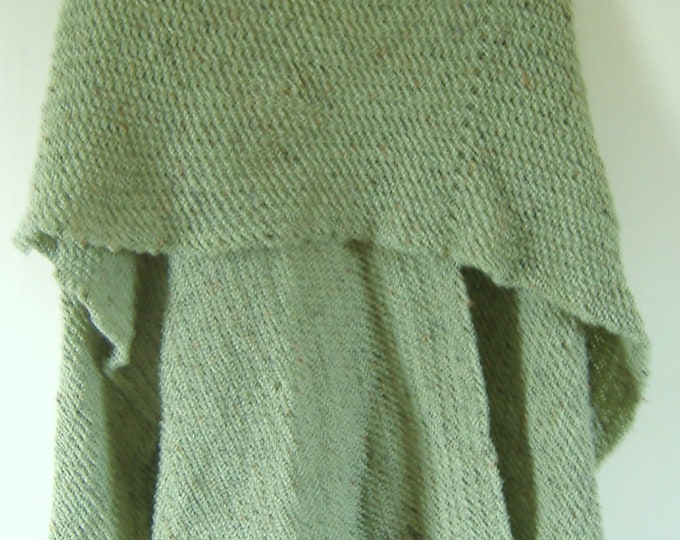 Green Frost Fleck Body Wrap