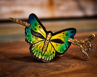 Butterflies Grateful Dead Butterfly T Shirt Unisex Tie Dye Crystals Flowers Spring Tour Tee
