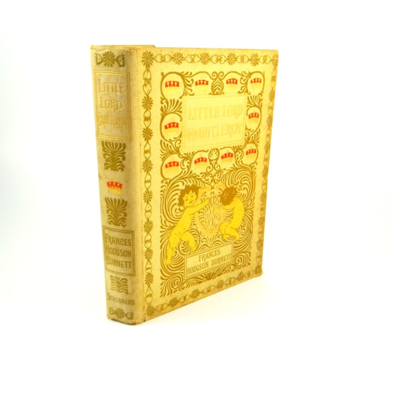 Antique Little Lord Fauntleroy By Frances Hodgson Burnett From Etsy